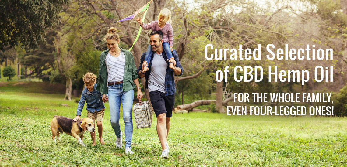CBD for the whole family