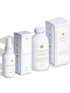Foria Awaken and Intimacy Lube