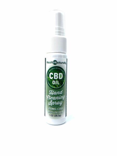 Health Naturally Hand Sanitizer