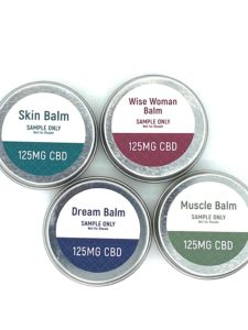 Moon Mother Balm Sample Pack