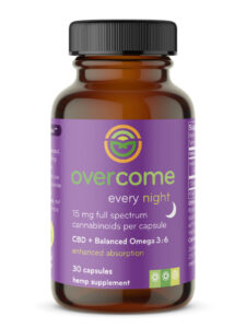 Overcome Every Night CBD Capsules